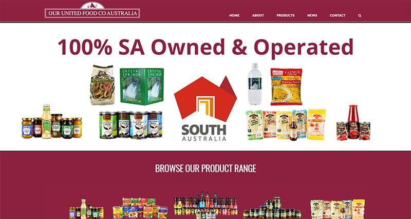 Our United Food Co Aust