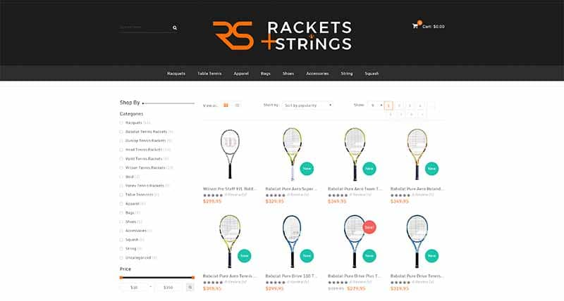 Rackets And Strings Mile End
